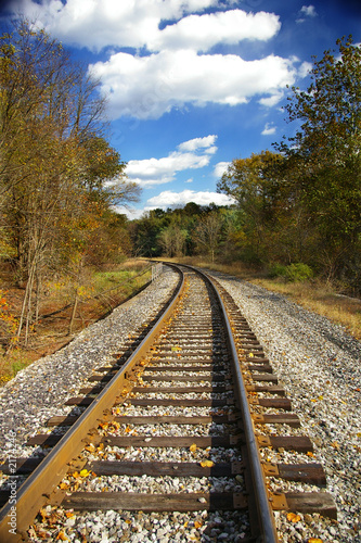 historic reading railroad tracks