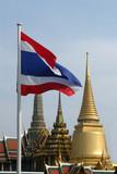 thai royal palace poster