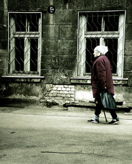 the old age has come imperceptibly