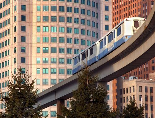 downtown transit - 2175851