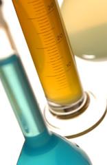 pharmacy test tubes