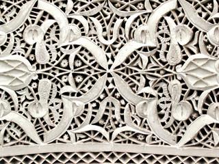 maroc : arabesque (palais de la bahia)