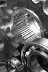 gears, pinions bearings