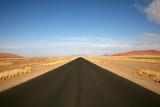 route de namibie poster