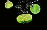 lemon bubbles-