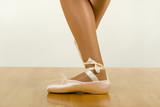 ballet workout poster