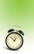 Leinwanddruck Bild - time concept