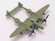 p-38 lightning fighter airplane