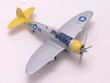 p-47 thunderbolt fighter airplane