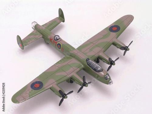 lancaster bomber airplane