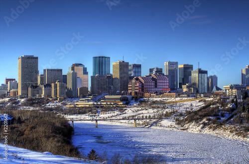 Foto op Canvas Canada edmonton