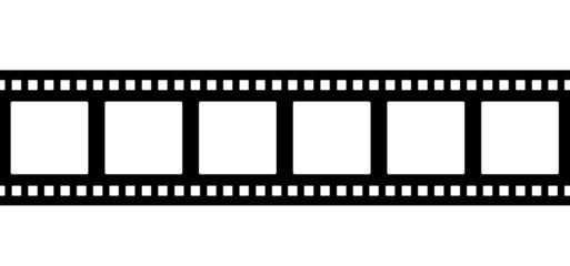 bande film horizontale