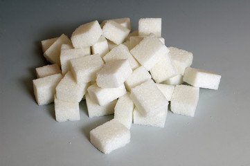 sucres en morceaux