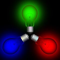color  lightbulbs#2