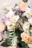 beautiful flower arrangement poster
