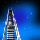 ladder up poster