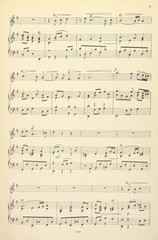 old musical score - no lyrics