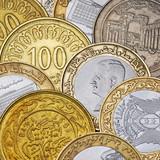arabian coins poster