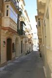maltese street - vittoriosa poster