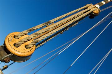 ropes & rigging
