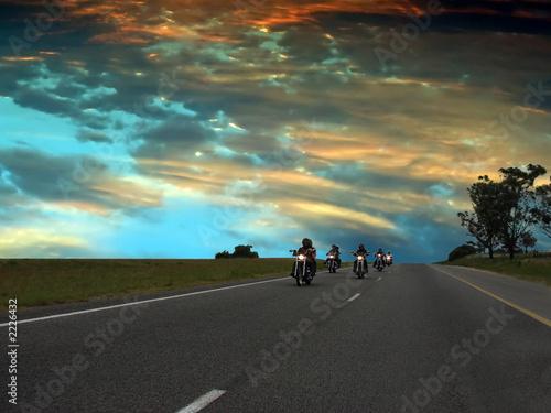 Fototapeten,bike,biker,motorrad,freiheit