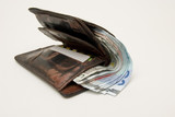 fat wallet poster