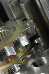 gears in machinery