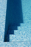 hotel swimming pool poster