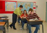 Fototapety classroom lessons