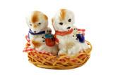porcelain dogs poster