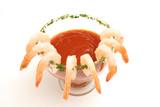 shrimp cocktail level poster