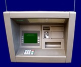 cash machine.hole in the wall.cash point.free cash poster