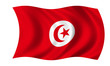 tunesien fahne tunisia flag