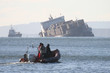 Leinwandbild Motiv shipwreck