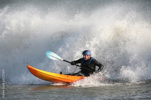 kayak surfing - 2235882