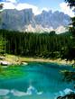 roleta: lac de carezza