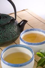 tea scape