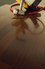 hardwood floor stapler