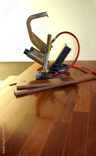 hardwood floor stapler