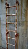 rusty ladder poster