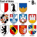 coat of arms ( b1 ) poster
