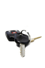 car keys and alram