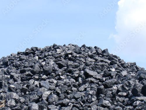 schwarze kohle - 2254460