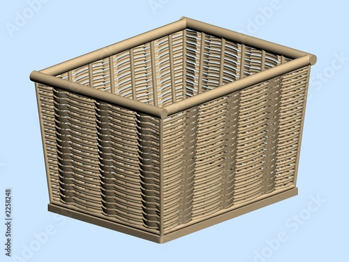 cloth basket