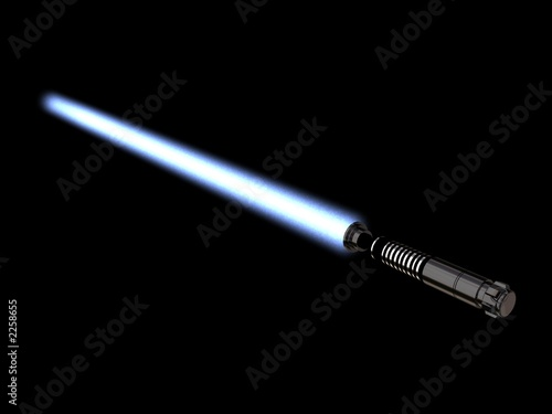 light saber © Michael Ransburg