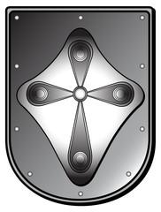 medieval shield