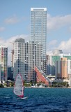 brickell condos waterview poster