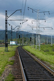 trans-siberian railway poster