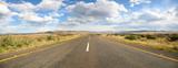 la route maloti en afrique du sud poster