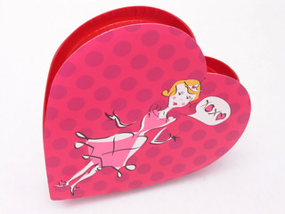 valentines candy box - xoxo 4